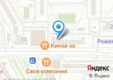 Компания «АЛИМОБАЙЛ» на карте