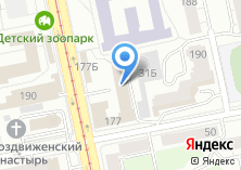 Компания «RestoHelp» на карте