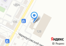Компания «Уральская Теннисная Академия» на карте