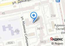 Компания «ПрофКраска» на карте