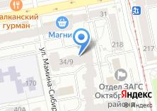 Компания «fotobooka.ru» на карте