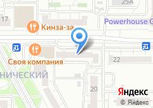 Компания «ЗУР-УС» на карте