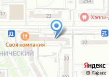 Компания «Апартаменты Либерти квартирная гостиница» на карте