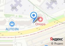 Компания «Rina» на карте