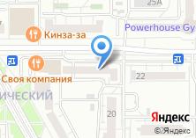 Компания «ПКС» на карте