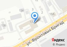 Компания «Компания «ЭнергоМодуль» - Строительное оборудование в Екатеринбурге» на карте