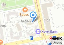 Компания «Ракета» на карте