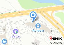 Компания «Строящееся административное здание по ул. Фурманова» на карте