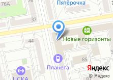 Компания «Lampaekb.ru» на карте