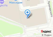 Компания «Максидом» на карте