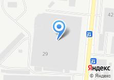 Компания «МетСервис-А» на карте