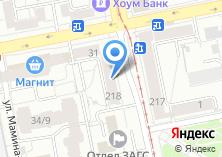 Компания «Уральский электромонтажный центр» на карте