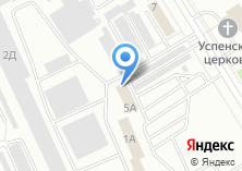 Компания «АДК-Консалт» на карте
