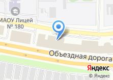 Компания «ТОМИКО» на карте