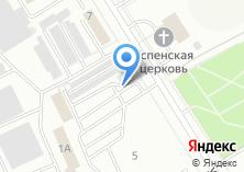 Компания «Бетон-Экспресс» на карте