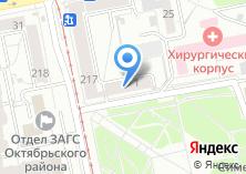 Компания «Гамарт» на карте