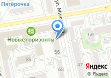Компания «Кръчма София» на карте