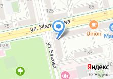 Компания «ЛюбоМир» на карте