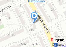 Компания «Сеть салонов сейф-дверей» на карте