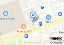 Компания «Алмар» на карте