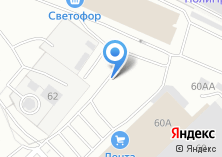 Компания «Бокс №3» на карте
