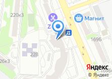 Компания «Агентство недвижимости адрес» на карте