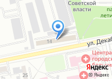 Компания «Урал ПМ» на карте