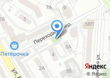Компания «Автостоянка в Переходном переулке» на карте