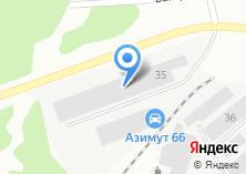 Компания «Урал-сервис-металл» на карте