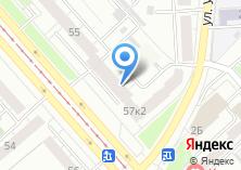 Компания «Фирма ЕВРОСЕРВИС» на карте