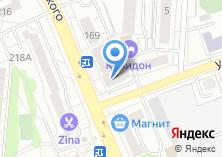 Компания «Урал без наркотиков» на карте
