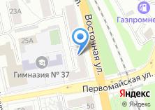 Компания «КЮТЭК» на карте