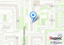 Компания «Апарт-Отель24» на карте