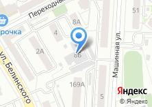 Компания «Урал Тонер» на карте