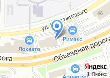 Компания «Энергоаудит-Урал» на карте