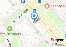 Компания «ПолиграфМИКС» на карте