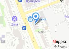 Компания «Реалист» на карте