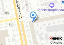 Компания «E-office24.ru» на карте