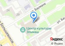 Компания «Эльмашевский» на карте