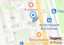 Компания «КомфортЕка» на карте