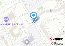 Компания «Автостоянка на Ульяновской» на карте