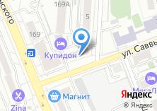 Компания «Птицефабрика Среднеуральская» на карте