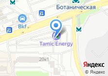 Компания «Автомойка на ул. Крестинского» на карте