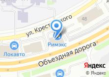 Компания «Видеодозор.ру» на карте