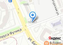 Компания «Экспресс-люкс» на карте