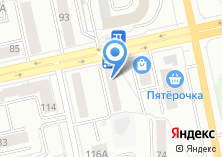 Компания «Мир Ткани Рукоделие» на карте