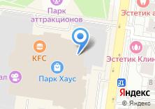 Компания «Ай сервис» на карте