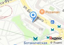 Компания «УралПриватБанк» на карте