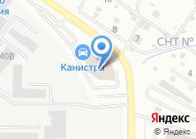 Компания «СВК ГРУПП» на карте