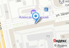 Компания «Ваш антураж» на карте